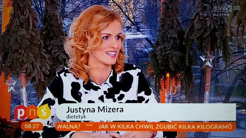 Justyna Mizera dietetyk gwiazd